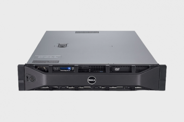 Rent Dell PowerEdge R510 - 2U Rack
